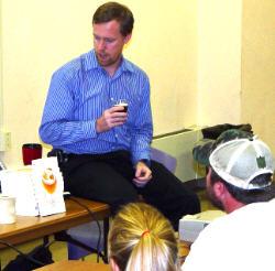 Beer Activist Chris O'Brien