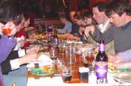 Beer and Food Pairing Dinner