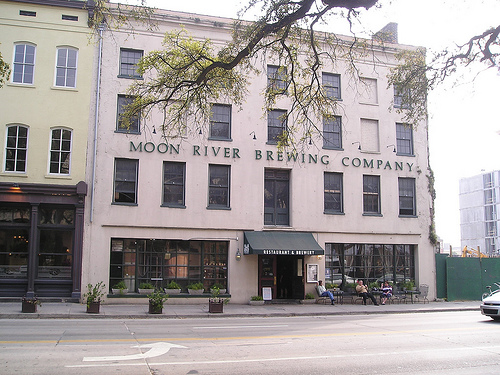 81. Moon River Brewing Company, Savannah GA 2008