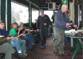 Beer Tasting at the Oakmont Pub – April 2007
