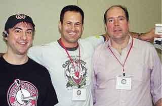 Dogfish Head Brewery founder Sam Calagione