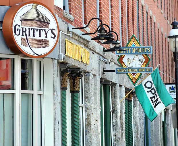 33. Gritty McDuff's, Portland ME 2000