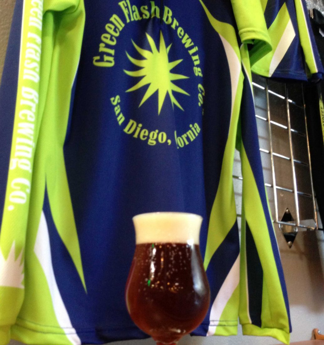 162. Green Flash Brewery, San Diego, CA 2013