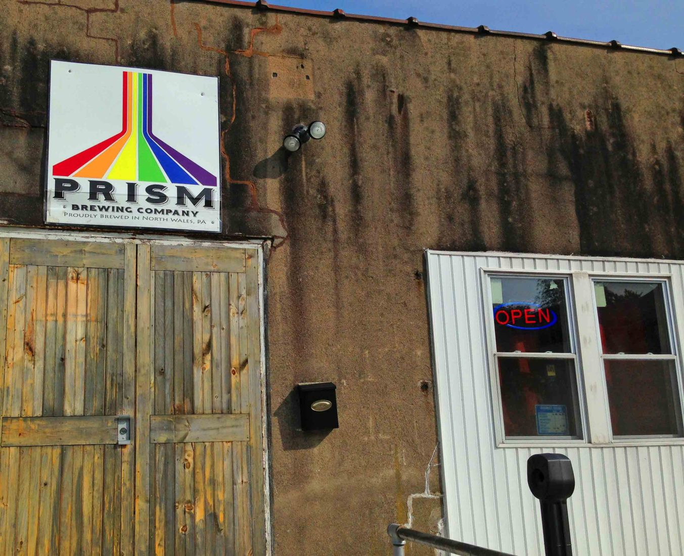158. Prism Brewery, North Wales PA 2013