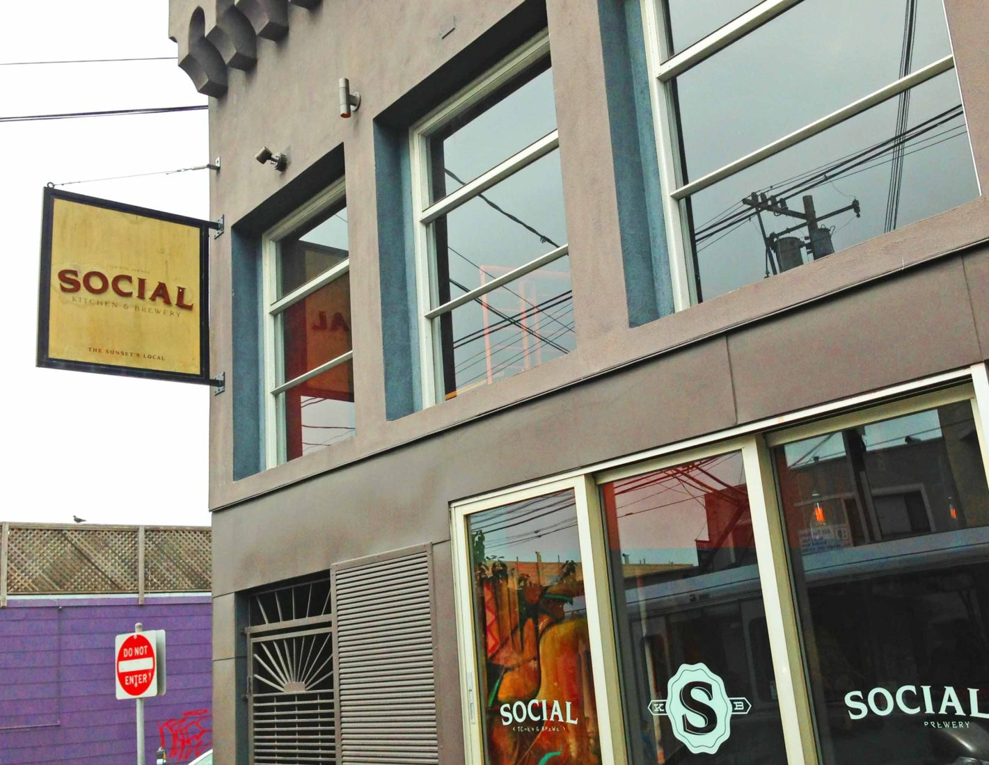 159. Social Brewery and Kitchen, San Francisco CA 2013