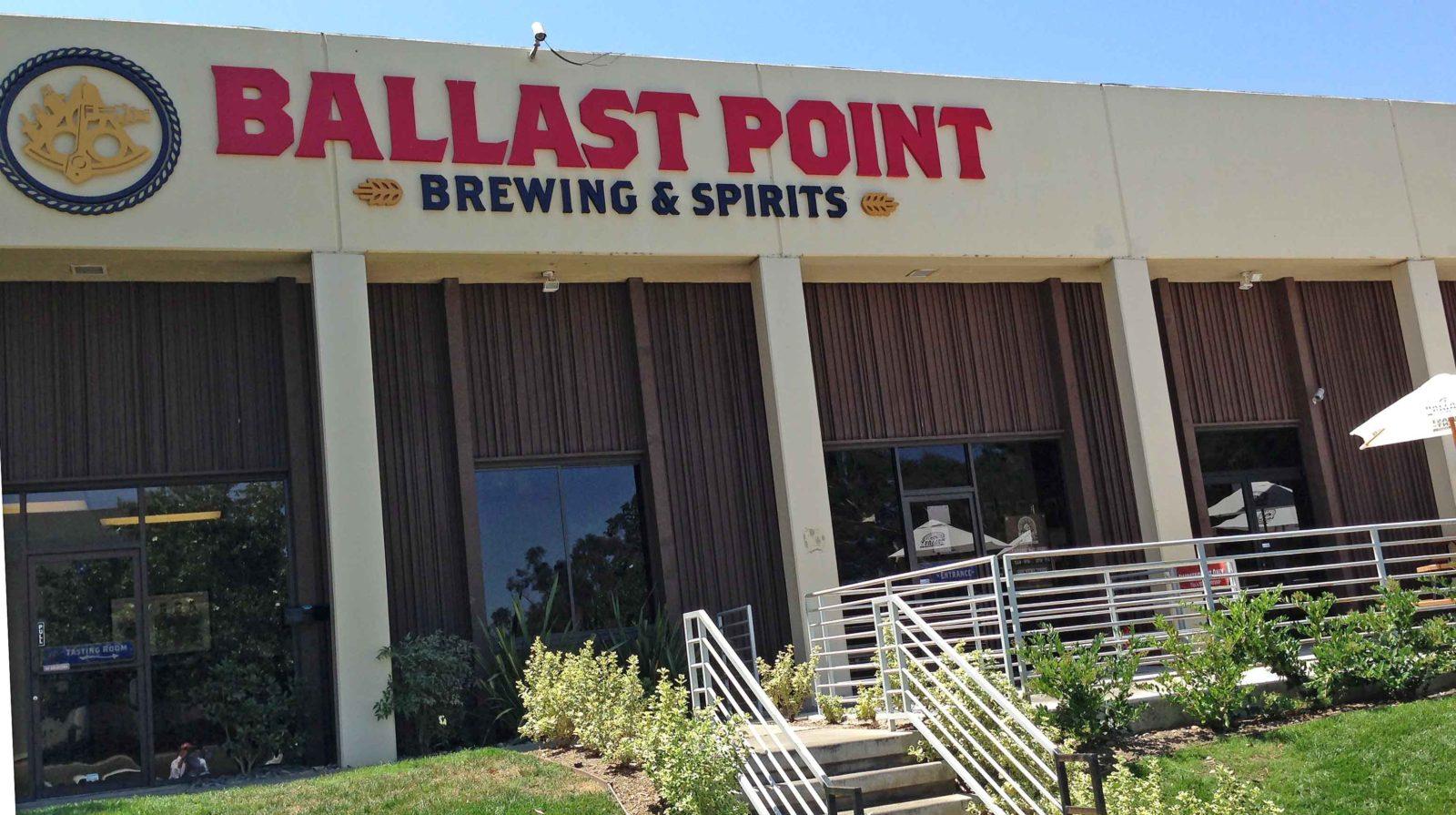 161. Ballast Point Brewery, San Diego CA 2013