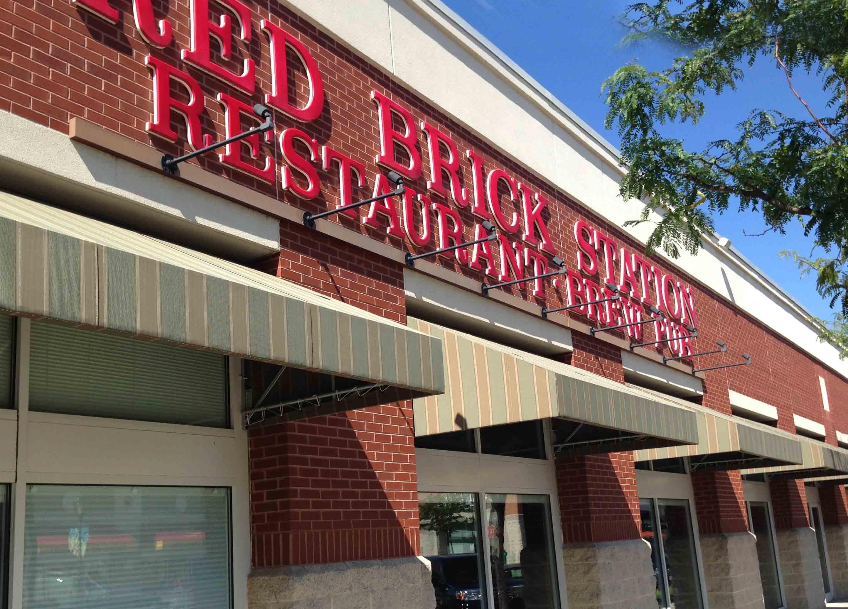 167. Red Brick Station, White Marsh MD 2013