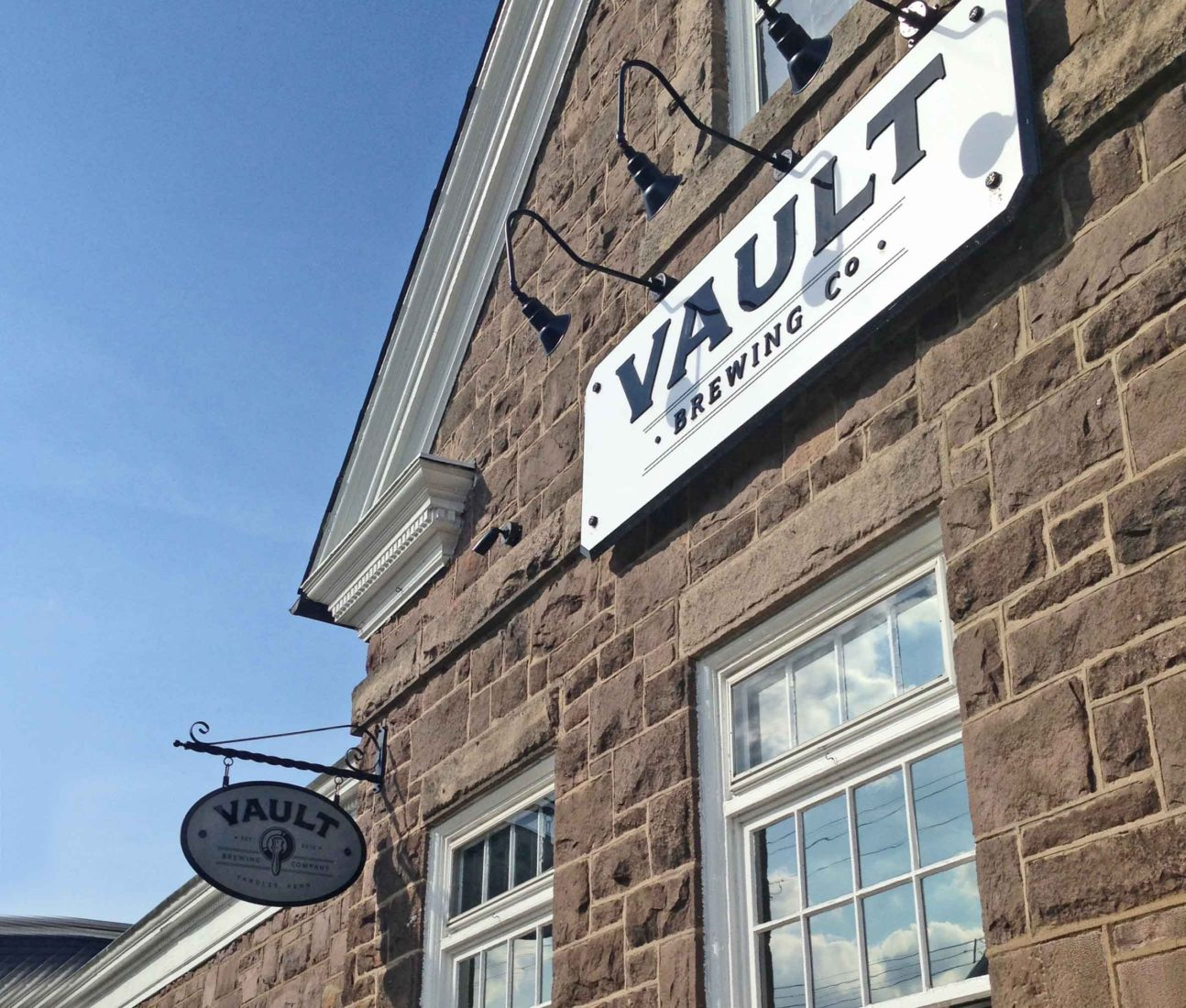 166. The Vault Brewery, Yardley PA 2013