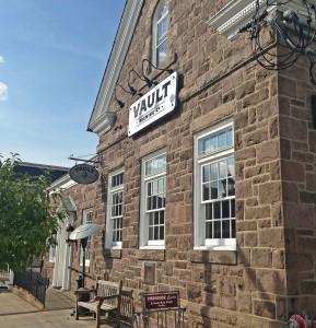 Built in 1895 to last, now serving beer appreciators