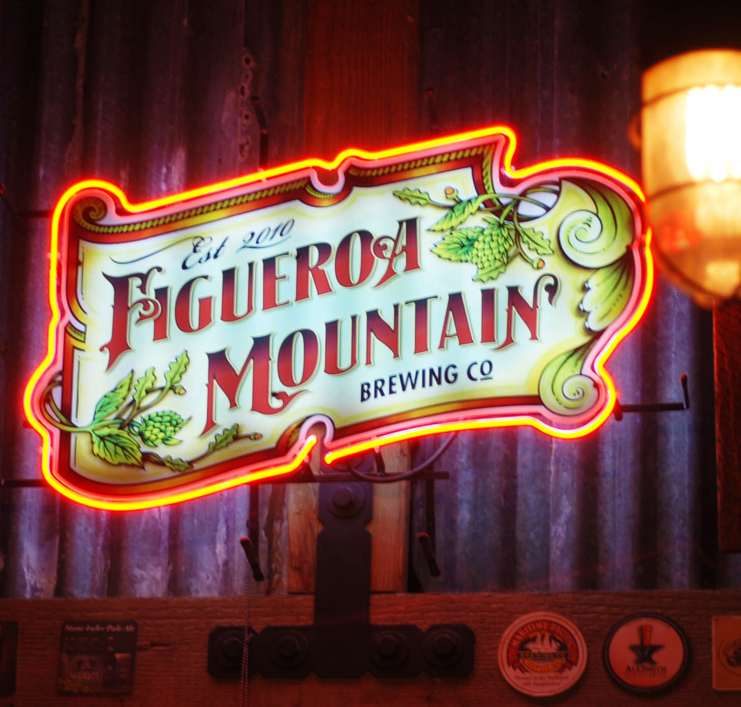 179. Figueroa Mountain Brewing Company, Buelton CA 2013