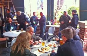 Real Beer Appreciators at RFD