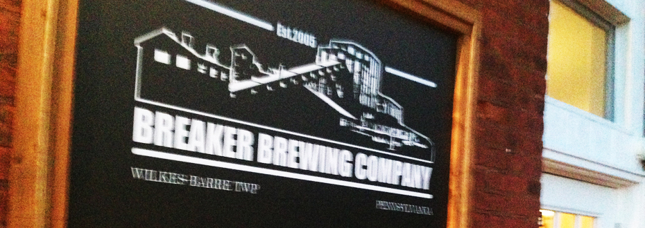 Breaker Brewing – Inventive Local Craft beer – Building the Dream