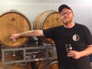 "Terry Hawbaker is a ""Wild Ale Guy"" with an open mind"