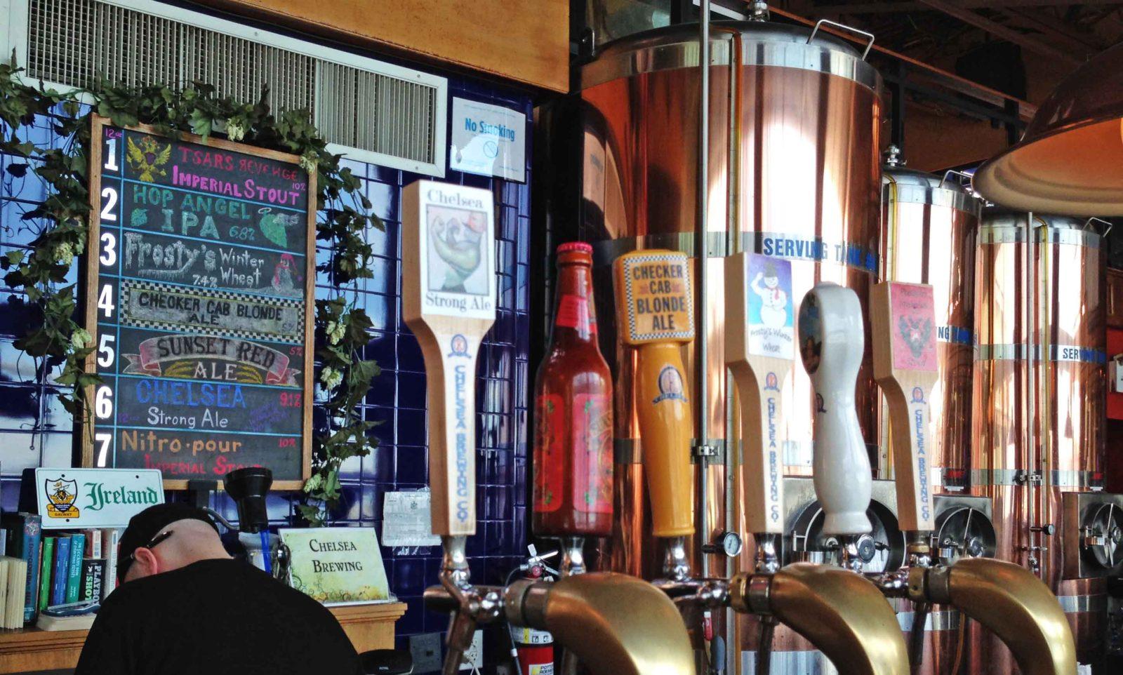189. Chelsea Brewing Company, New York NY 2014