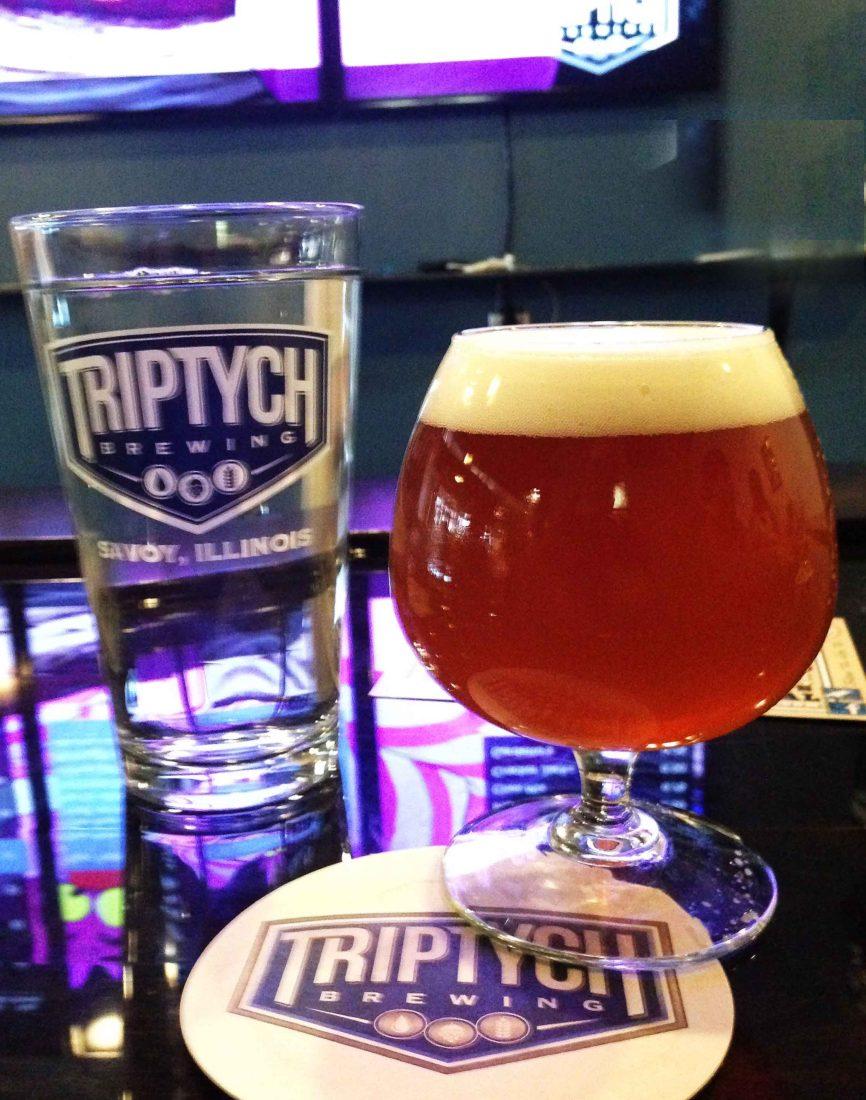 194. Triptych Brewing, Savoy IL 2014