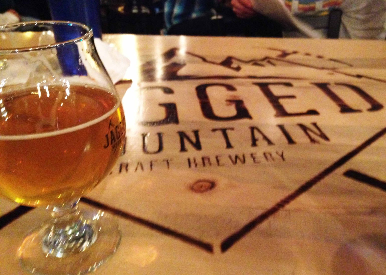 204. Jagged Mountain Brewery, Denver CO 2014