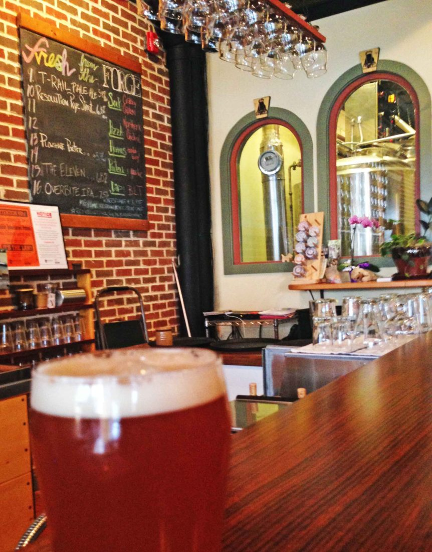 197. Old Forge Brewery, Danville PA 2014