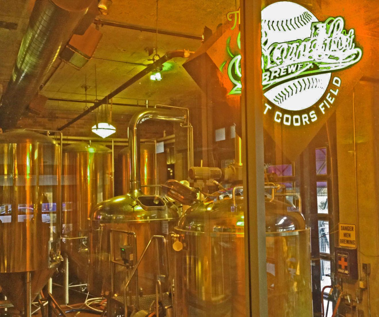 198. Sandlot Brewery, Denver CO 2014