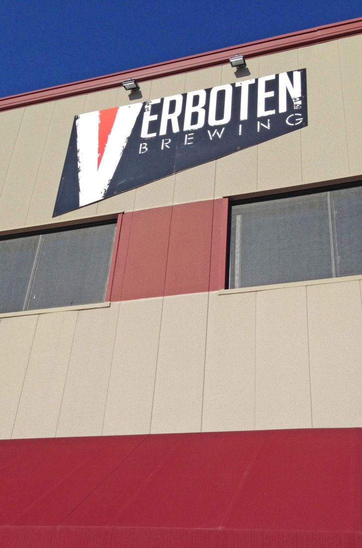 199. Verboten Brewing, Loveland CO 2014
