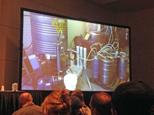 Some brewers like to build it themselves… And show it off too