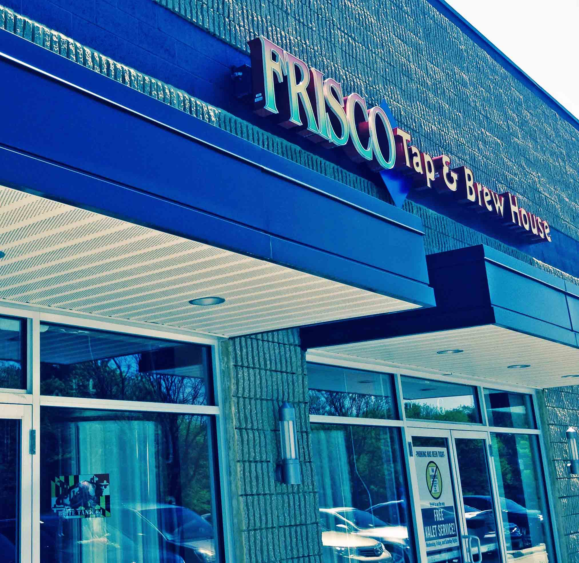 211. Frisco Taproom & Brewery, Columbia MD 2014