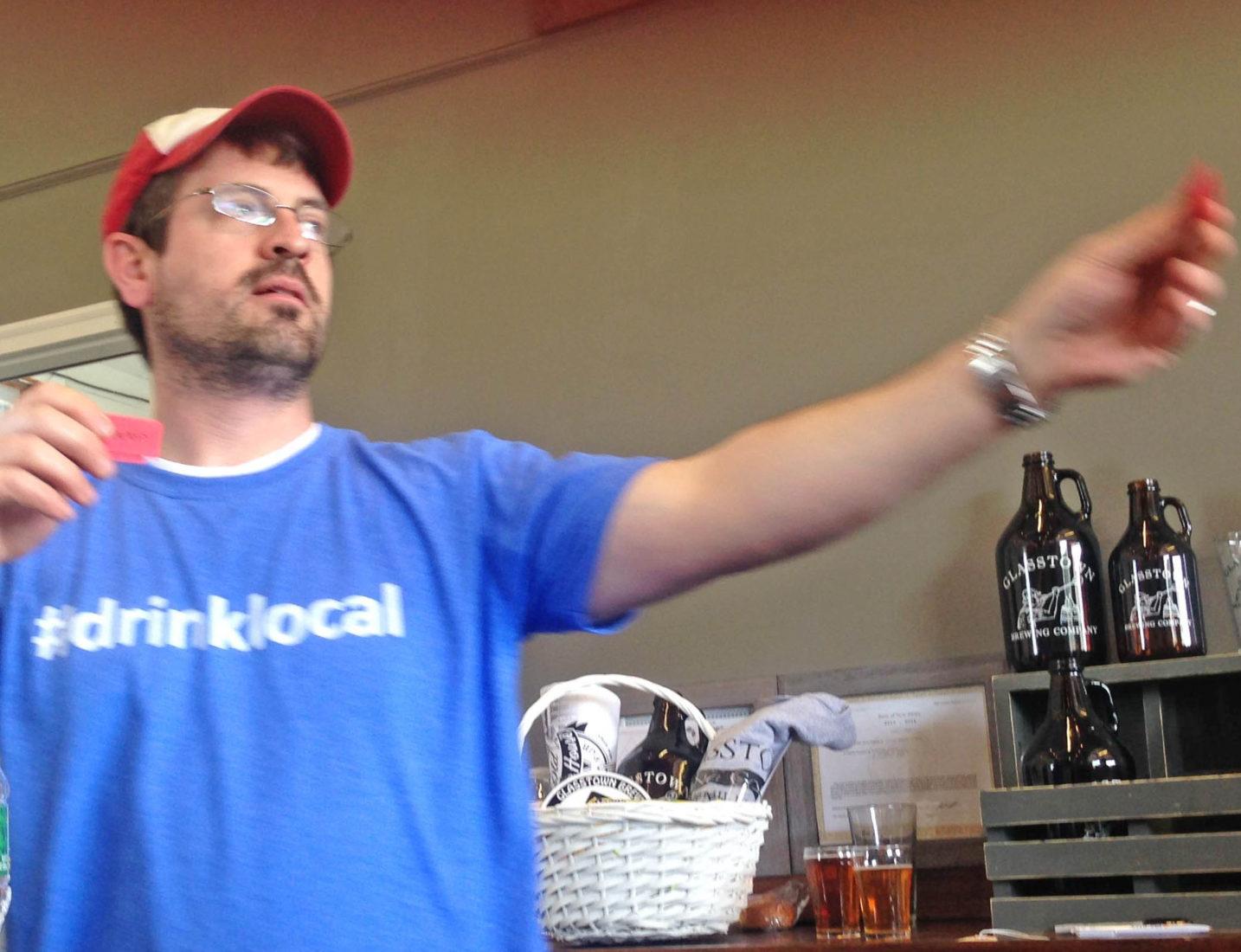 206. Glasstown Brewing, Millville NJ 2014