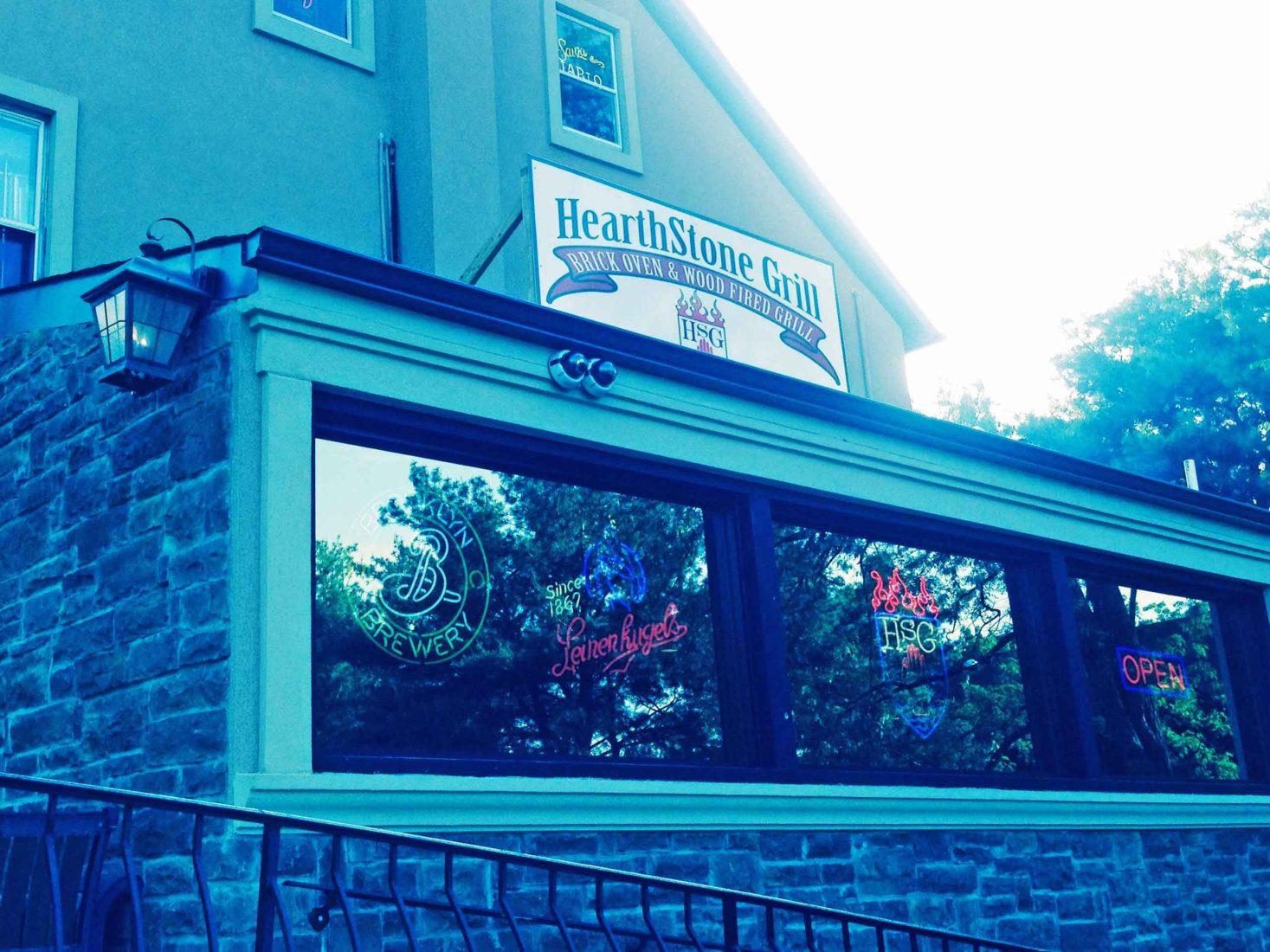 212. Hearthstone Grill, Jamesburg NJ 2014
