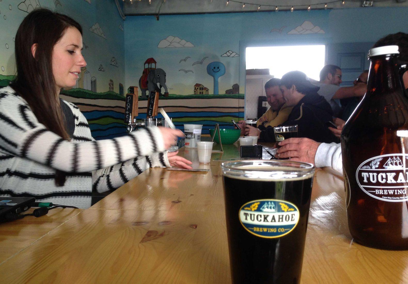 207. Tuckahoe Brewing, Ocean View NJ 2014
