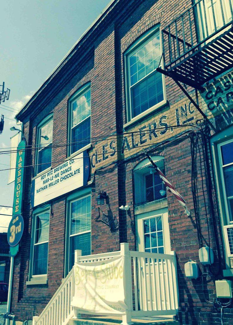 213. Roy Pitz Brewing Co, Chambersburg PA 2014