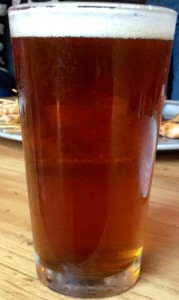 Crisp and quenching - Valor Ale from Vermont