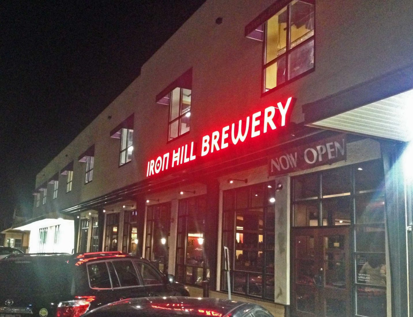 223. Iron Hill Brewery, Ardmore PA 2015