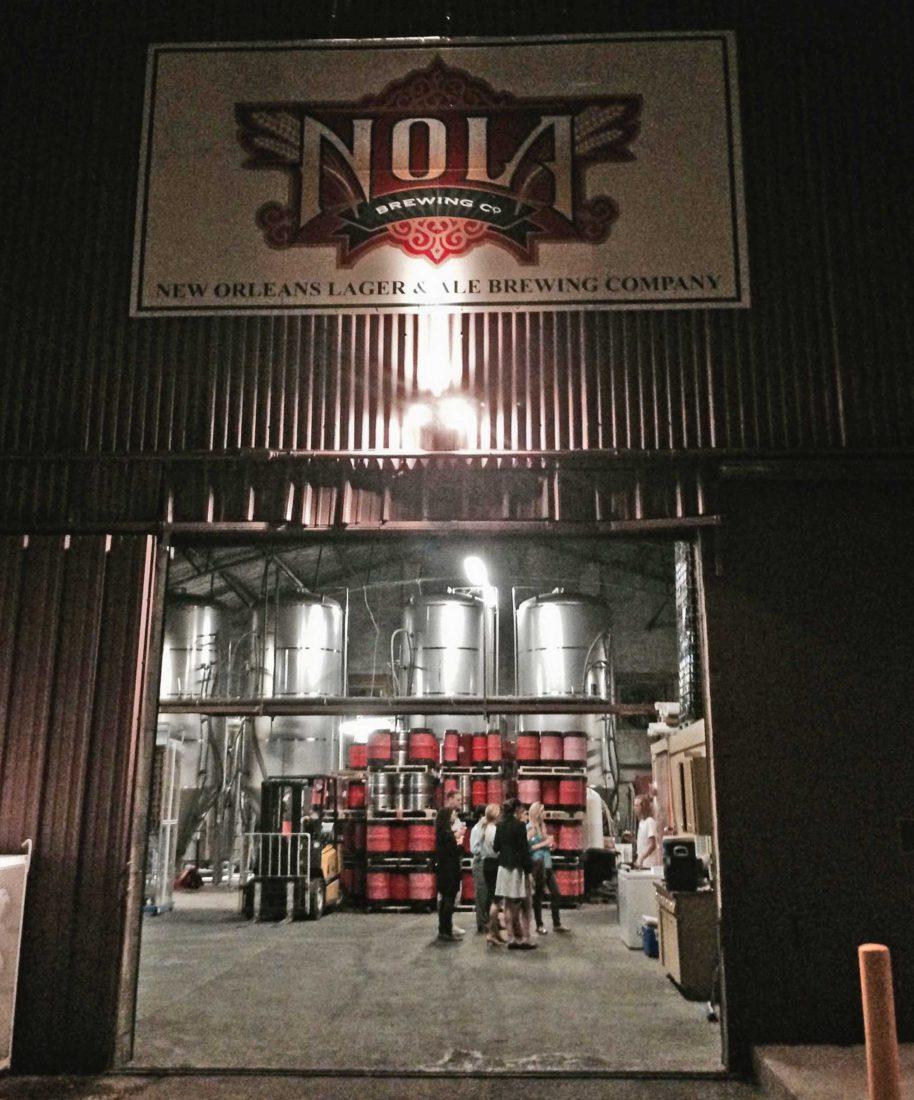 216. NOLA Brewery, New Orleans LA 2014