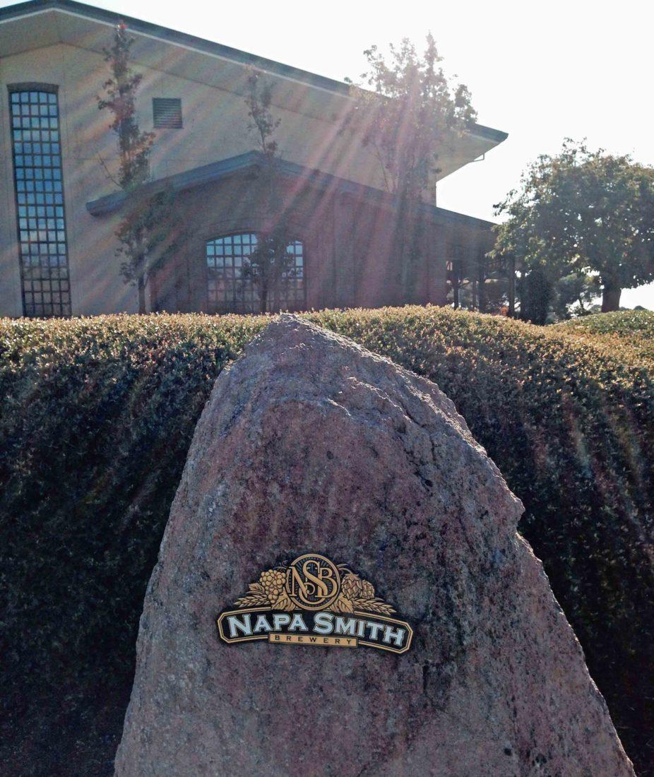 217. Napa Smith Brewery, Napa CA 2014