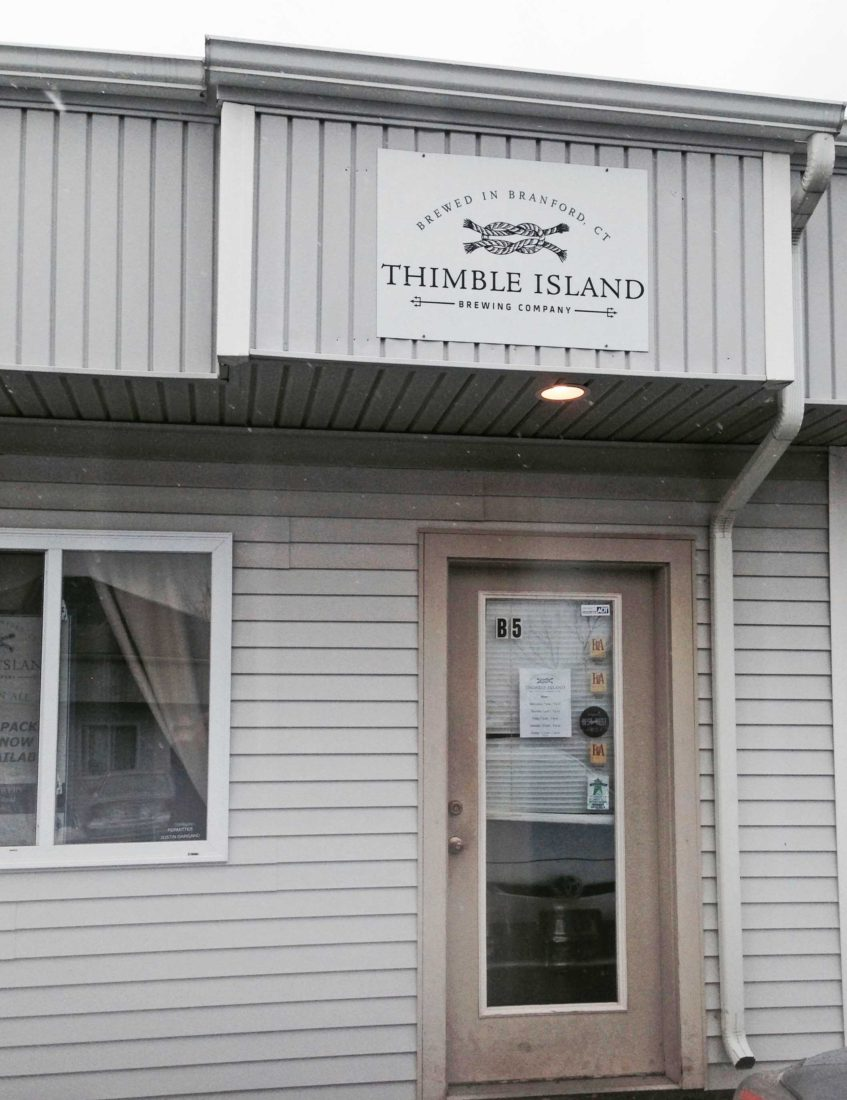 221. Thimble Island Brewery, Branford CT 2014
