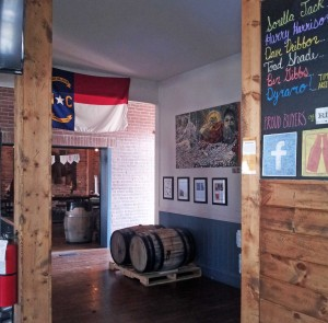 South's gonna do it again - a welcome view of NC beer