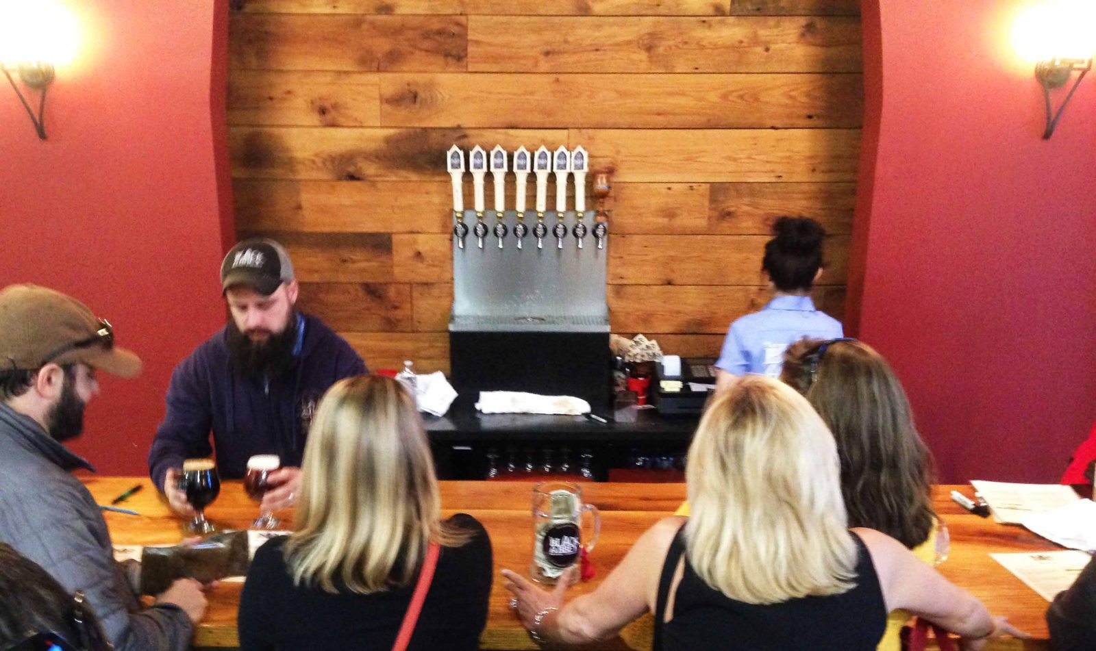 230. Black Abbey Brewing, Nashville TN 2015