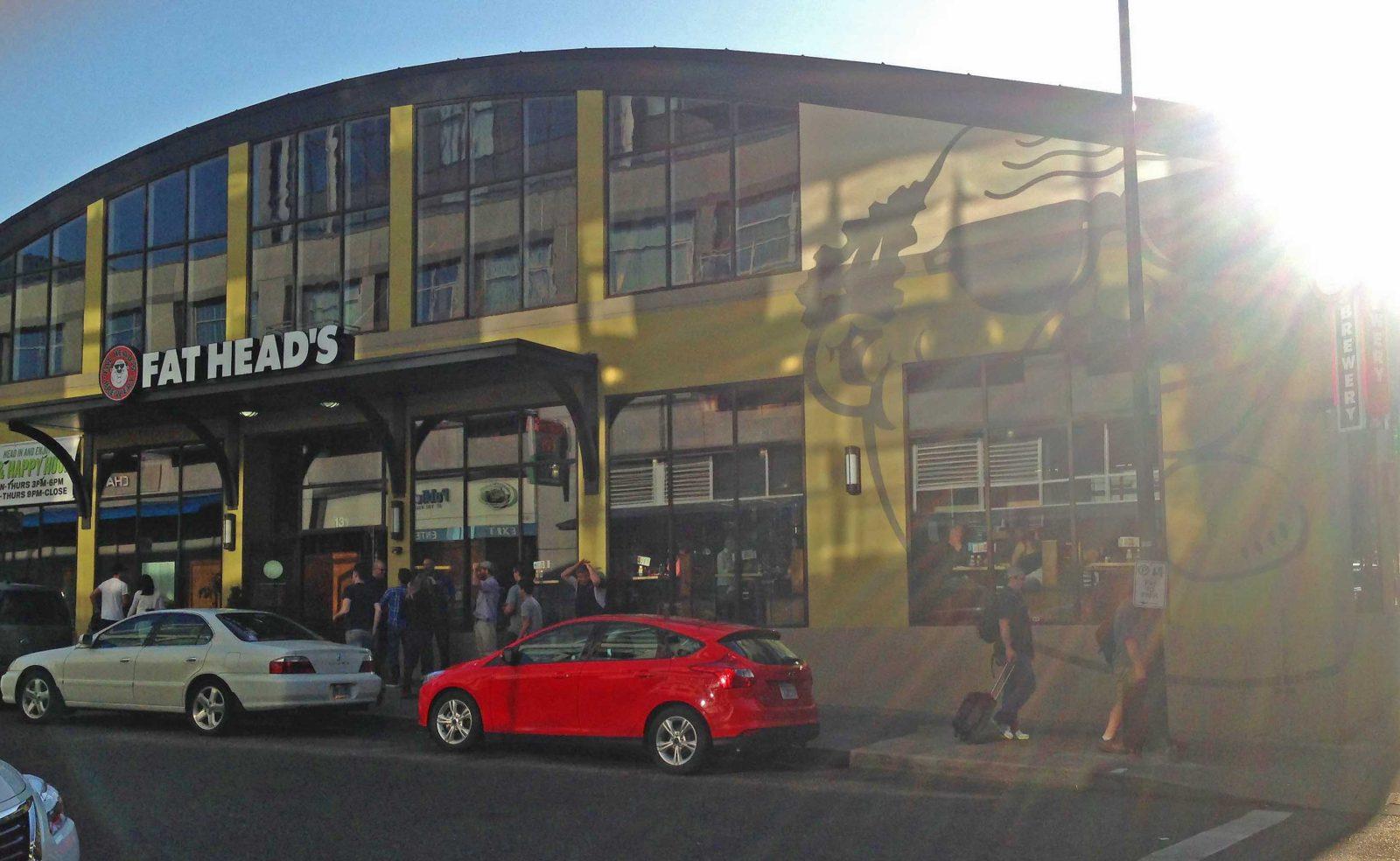 234. Fat Heads Brewing, Portland OR 2015