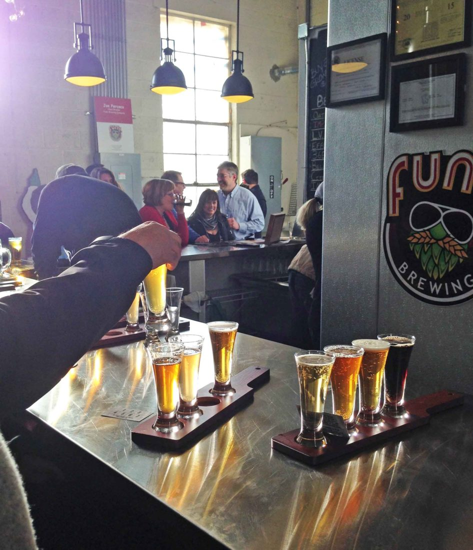 228. Funk Brewing Co., Emmaus PA 2015