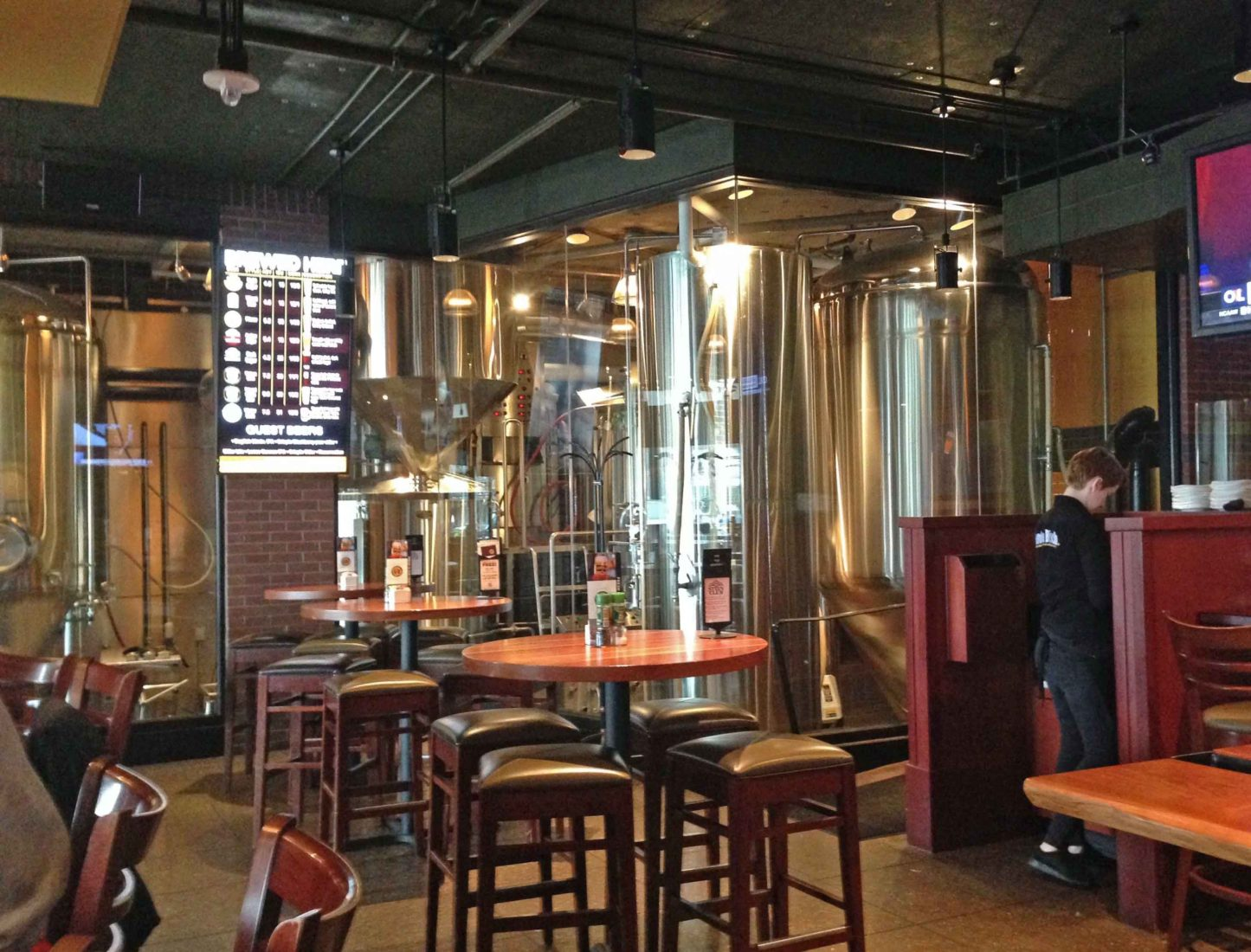 226. Gordon Biersch Brewery, Baltimore MD 2015