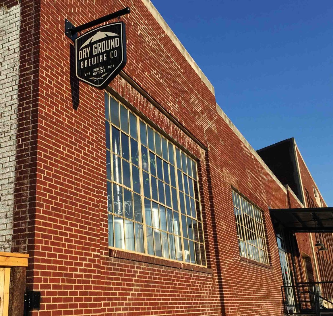 237. Dry Ground Brewing Co., Paducah KY 2015