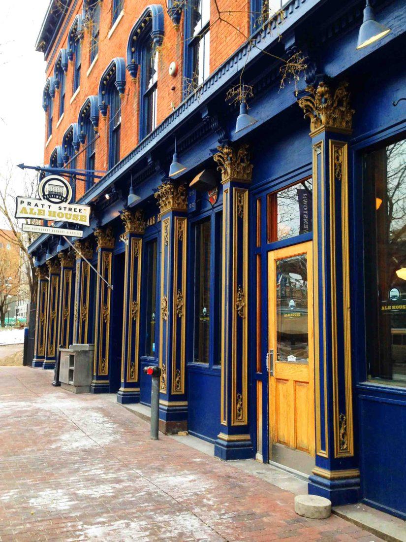 227. Pratt Street Brewing, Baltimore MD 2015