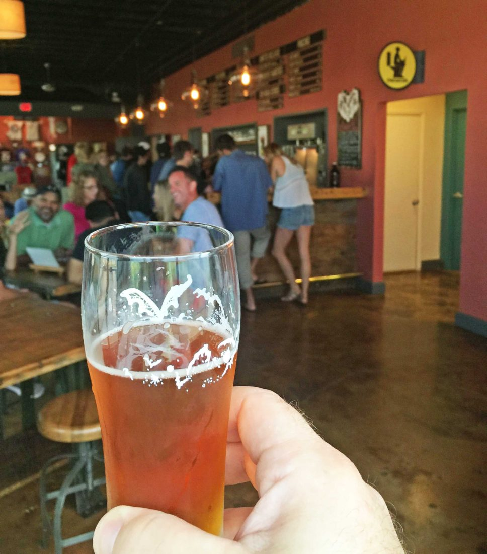 246. Flying Dog Brewing, Frederick MD, 2015