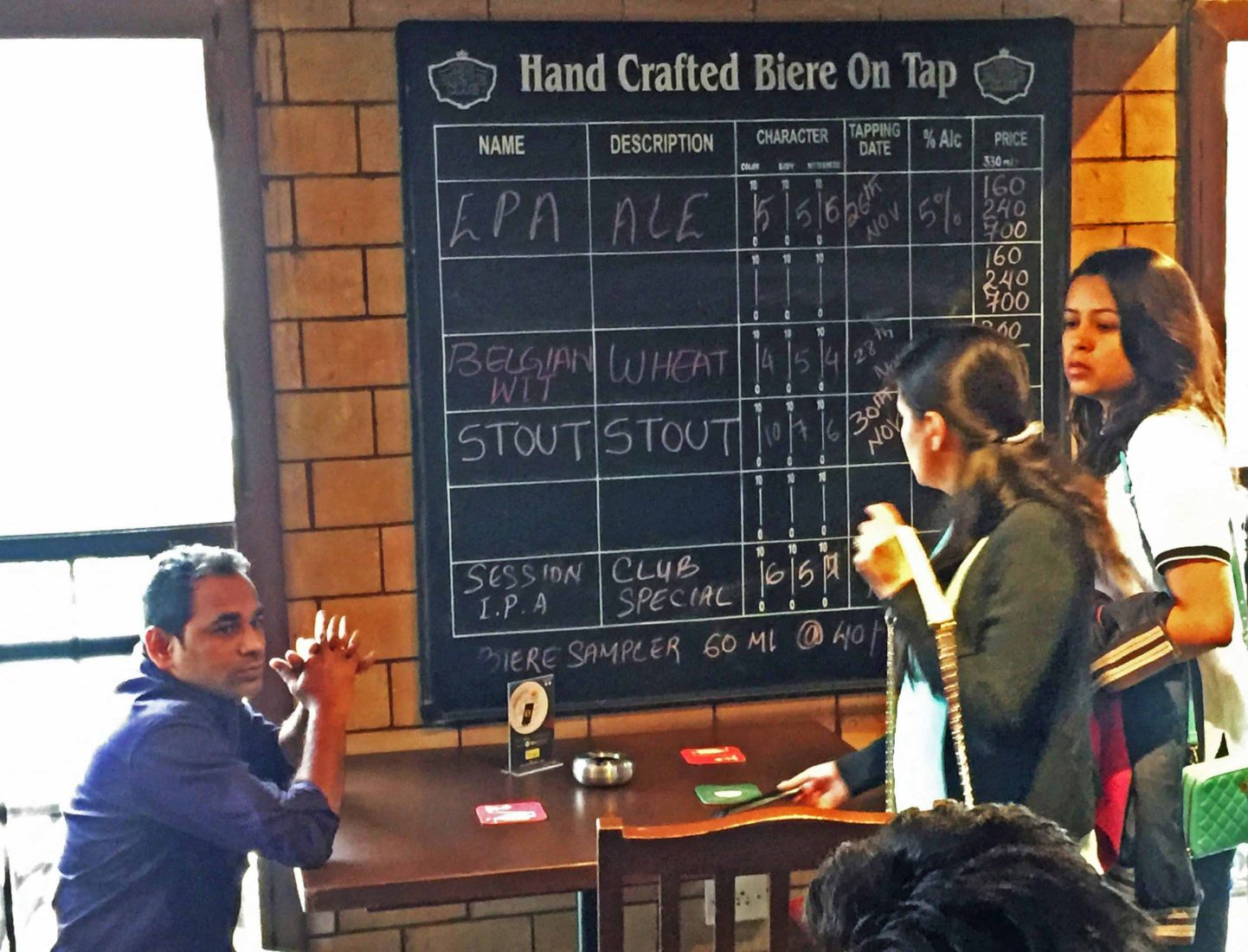 260. The Biere Club Craft Brewery, Bangalore India, 2015