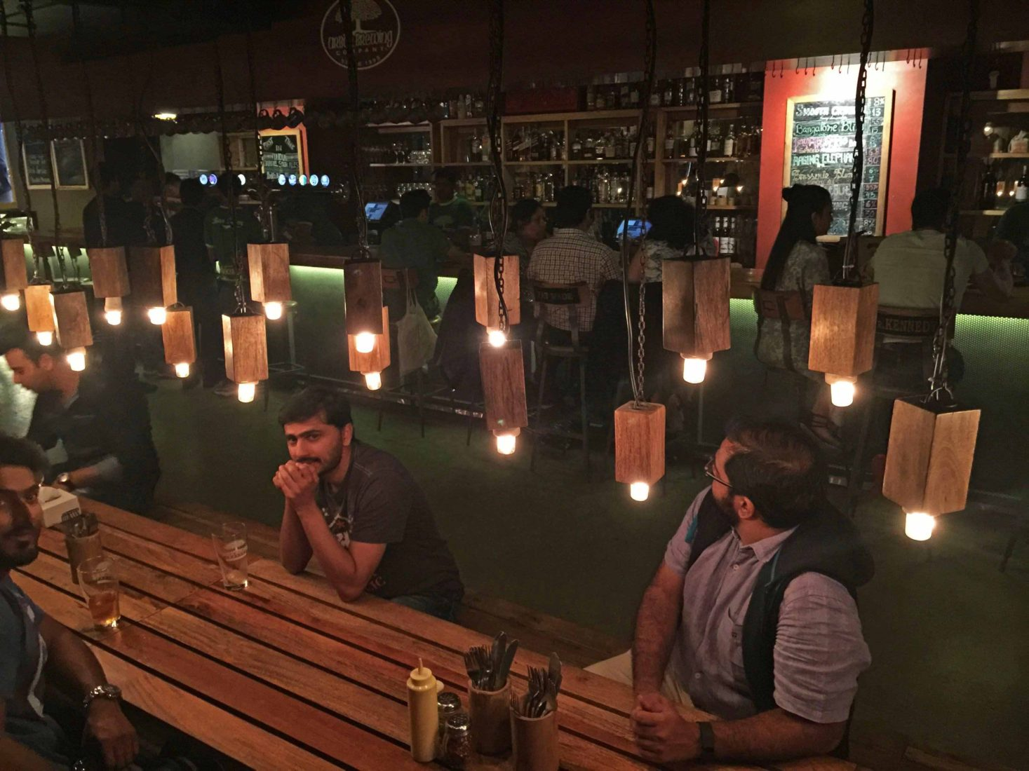 255. Arbor Brewing Company, Bangalore India, 2015