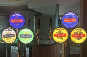 """The """"Standard Taps"""""""