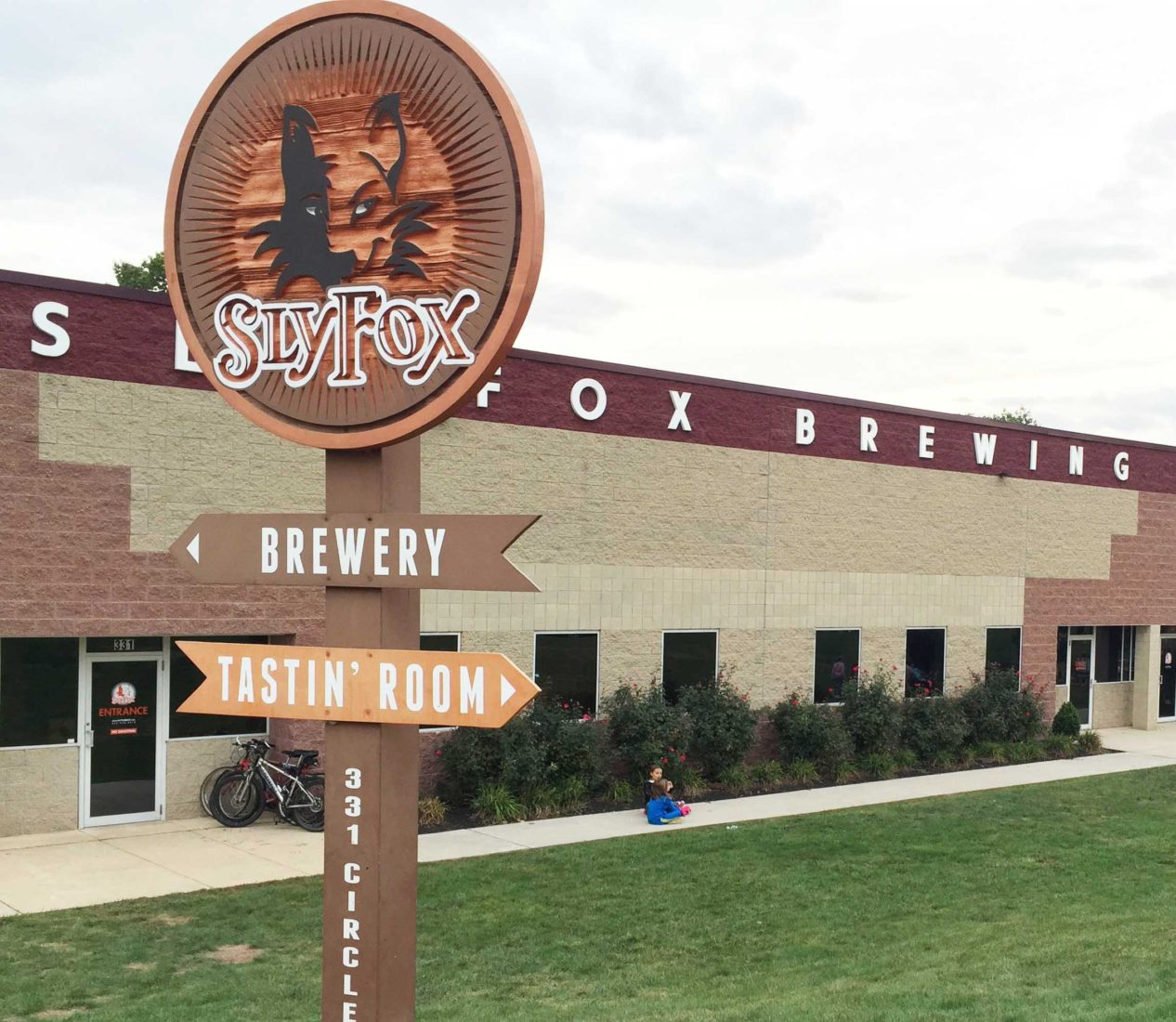 249. Sly Fox Brewery, Pottstown PA, 2015