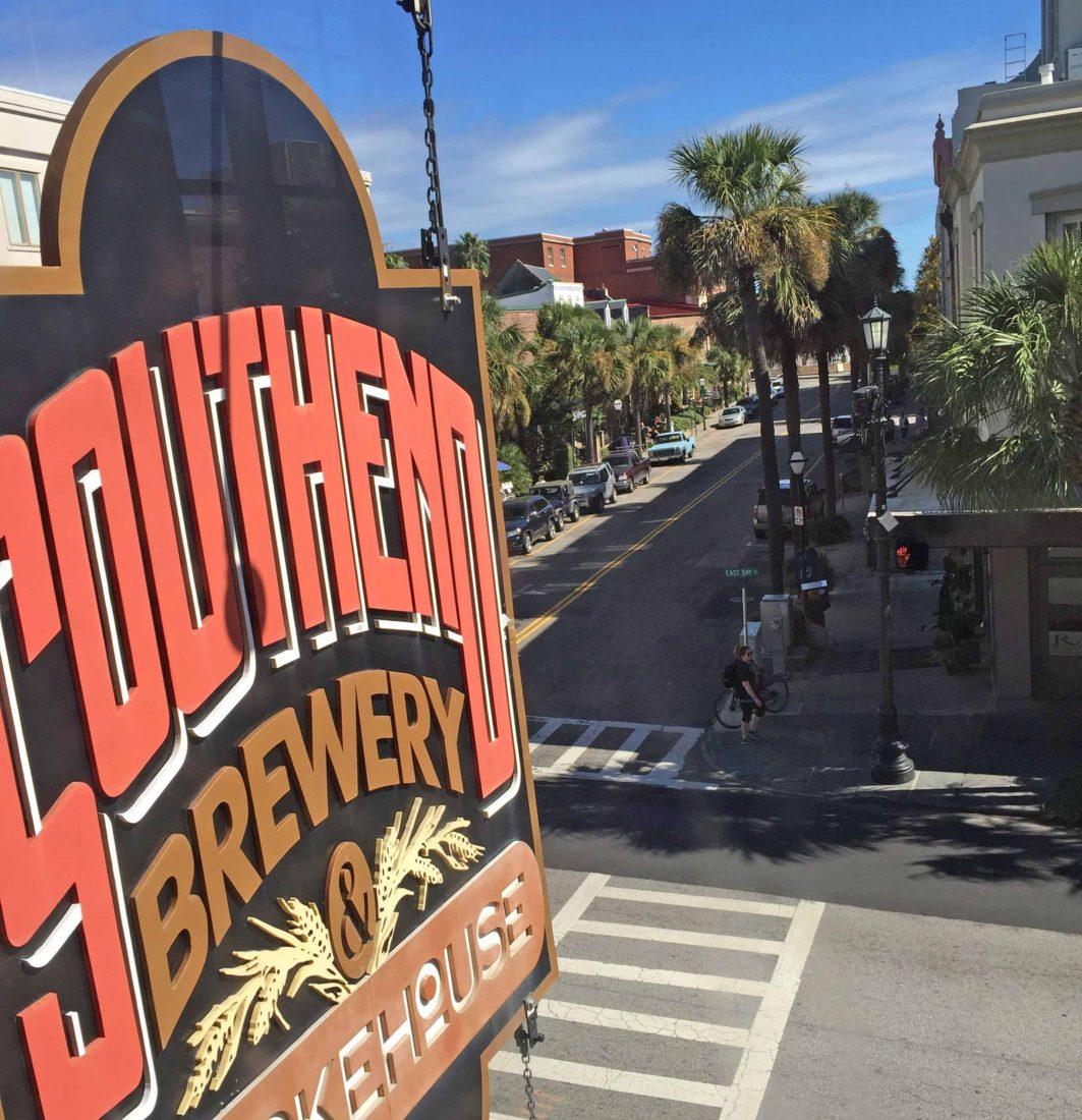 252. Southend Brewery & Smokehouse, Charleston SC, 2015