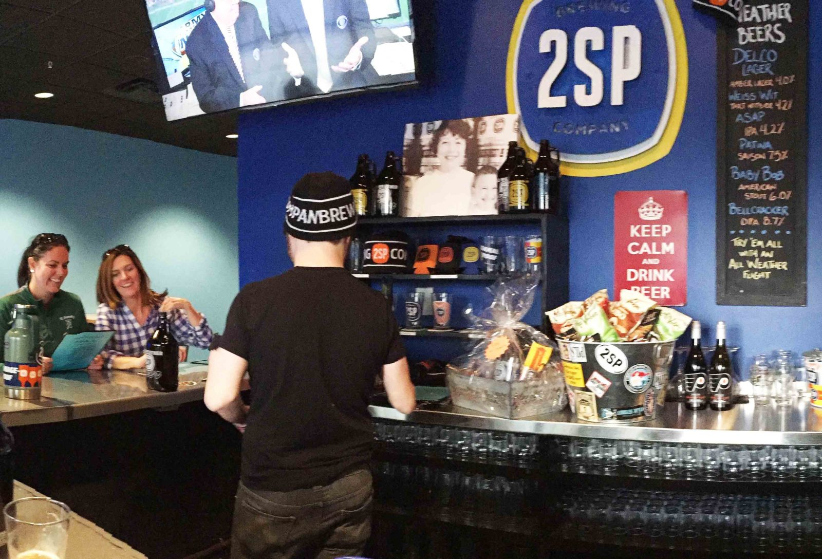 262. 2SP Brewing, Aston PA, 2015