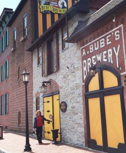265. Bube's Brewery, Mt. Joy PA, 2016