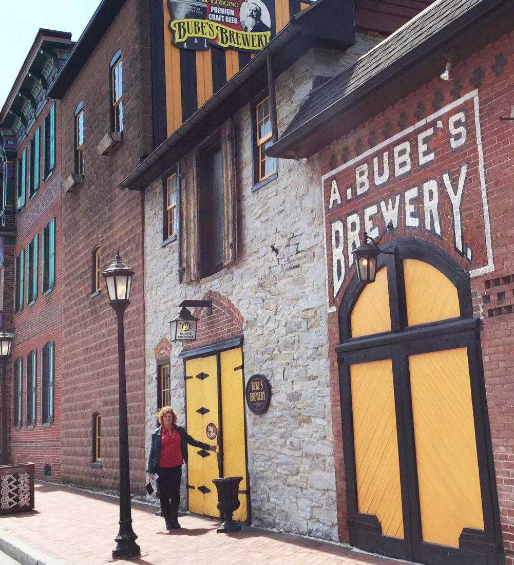 265. Bube's Brewery, Mt. Joy PA, 2016